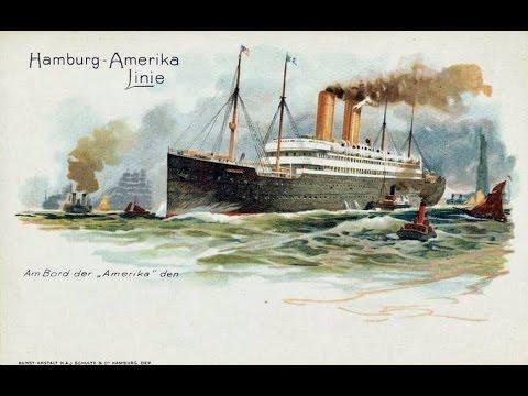 Resultado de imagen de AMERICAN HAMBURG LINE