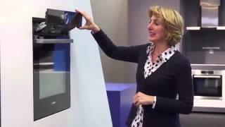 Bosch Serie 8 Mikrowellen Backofen mit Dampfunterstützung