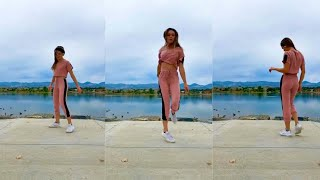 shuffle dance || Just flowing & freestyling || sammysteads #shorts