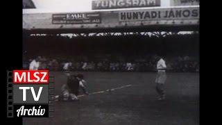 Magyarország-Görögország | 11-1 | 1938. 03. 25 | MLSZ TV Archív
