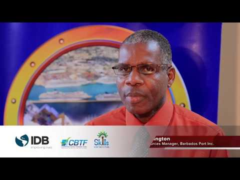 Youth & skills: capacity building in stevedoring operations at the port of Bridgetown in Barbados
