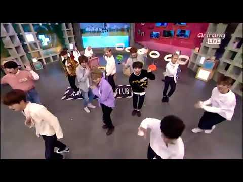 Golden Child - Damdadi Chorus 2x Version (After School Club]