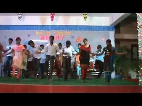 Christmas dance, telugu, Rare rare o janulara 2012