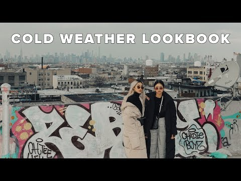 COLD WEATHER LOOKBOOK + The Best Royalty Free Music