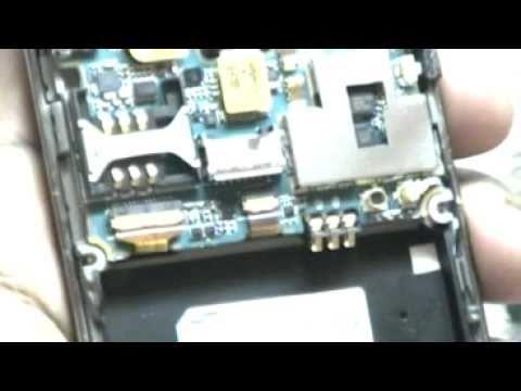 Desmonte Samsung SGH-i637