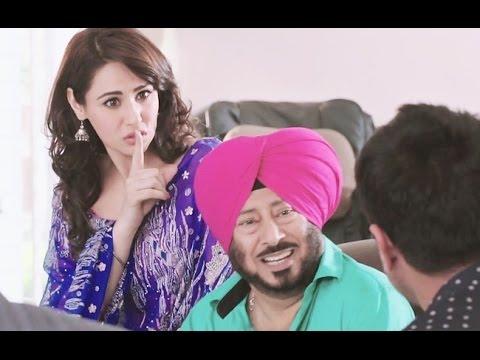 Punjabi Comedy Scene || Munde Wale Aa Gaye...
