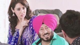 Punjabi Comedy Scene || Munde Wale Aa Gaye || Binnu Dhillon, Jaswinder Bhalla and Amrinder Gill