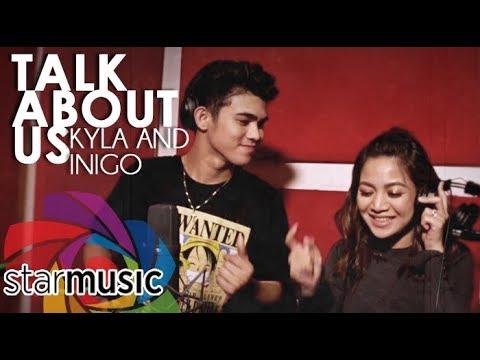 Kyla x Inigo Pascual - Talk About Us (In studio)