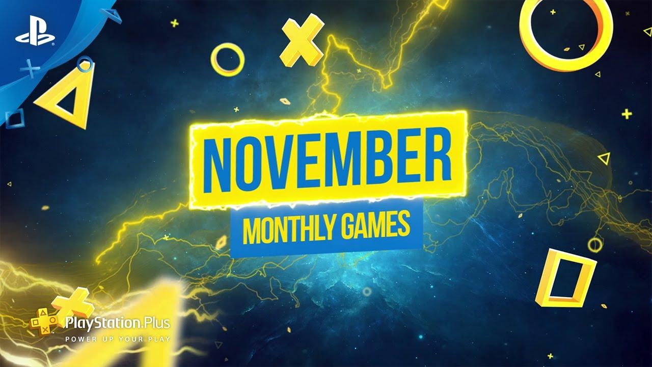 Ps4 November Free Games 2020.Ps Plus November 2019 Nioh Outlast 2 Playstation Plus