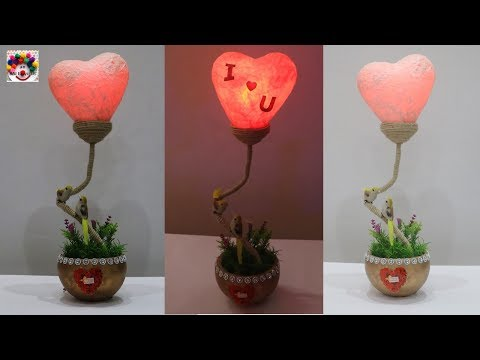 Handmade gift making idea    easy DIY art and craft    best out of waste craft