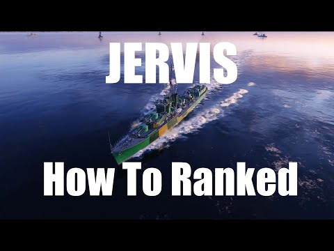 Jervis - How To Ranked