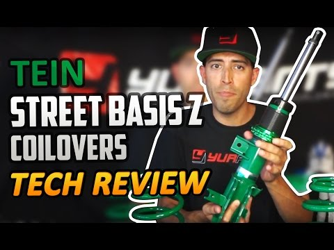 TEIN Street Basis Z Coilovers Review & How to Adjust