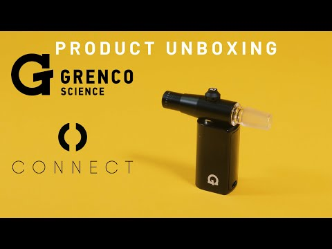 G Pen Connect  [PRODUCT UNBOXING]:  Turn Any Water Pipe Into A Concentrate Vaporizer