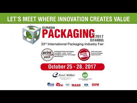Eurasia Packaging 2017   23rd International Packaging Industry Fair