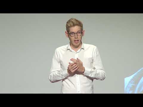 Faire de sa vie la plus belle de ses histoires | Axel Waeckerlé | TEDxEMLYON