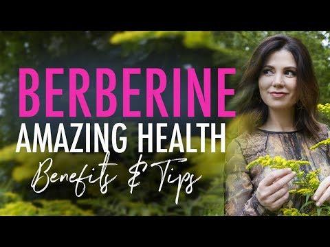 BERBERINE The Blood Sugar Balancing, Autophagy Inducing Miracle