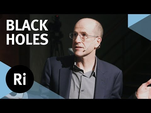 Black Holes and the Fundamental Laws of Physics - with Jerom