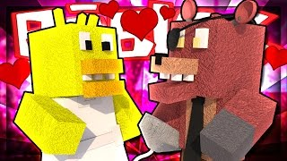 Fünf Nächte bei Roblox - ANIMATRONICS GET MARRIED?! (ROBLOX FNAF Rollenspiel) #12