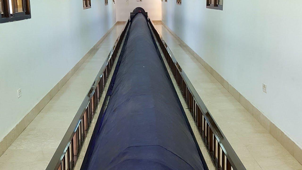Grave of Nabi Hazrat Imran A.S Salalah Oman (longest grave)