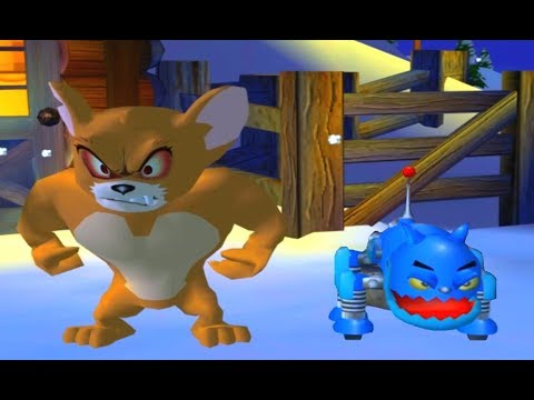 Tom And Jerry War Of The Whiskers Snow Fight - Tom And Jerry Vs Monster Jerry - Best Fun For Kids HD