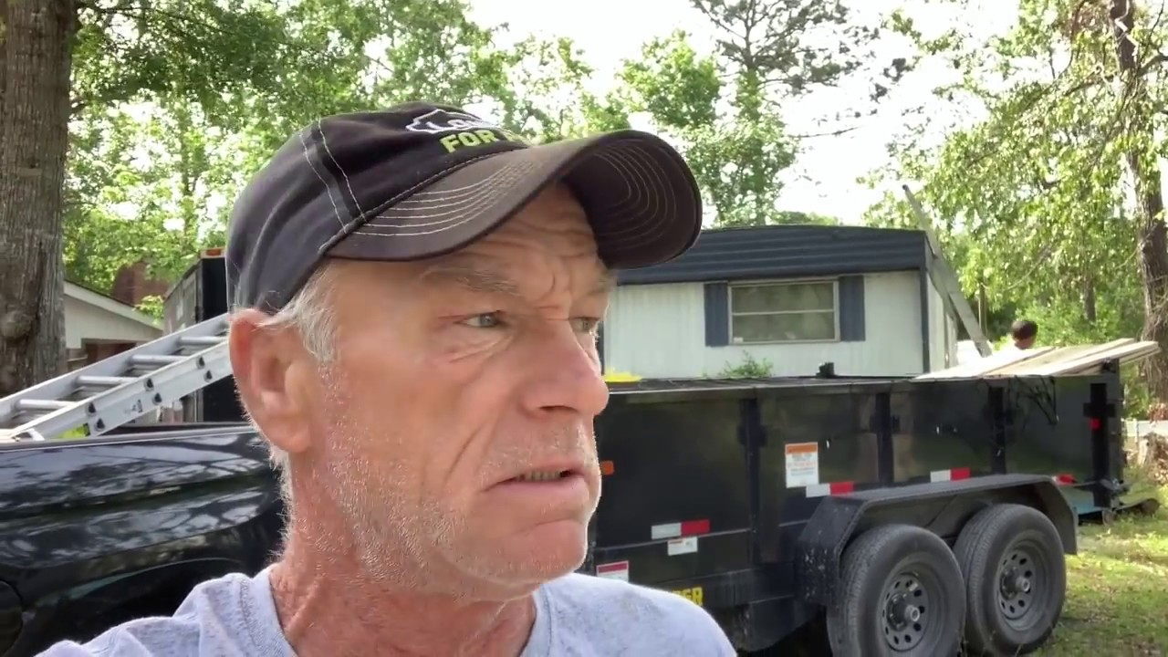 Mobile Home Trailer Roof repair how to DIY coming soon