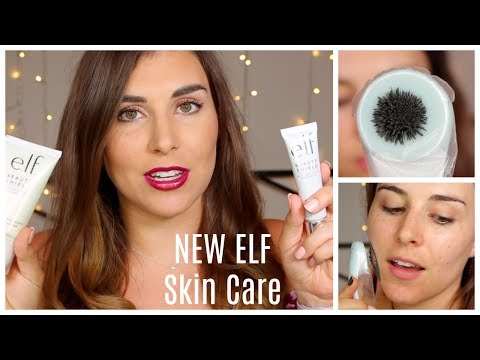ELF NEW Beauty Shield Skin Care Review & Demos | Bailey B.