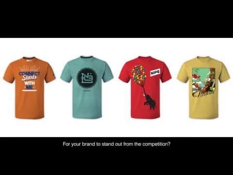 Custom t-shirts as a branding and marketing tool? Saltycustoms delivers results.