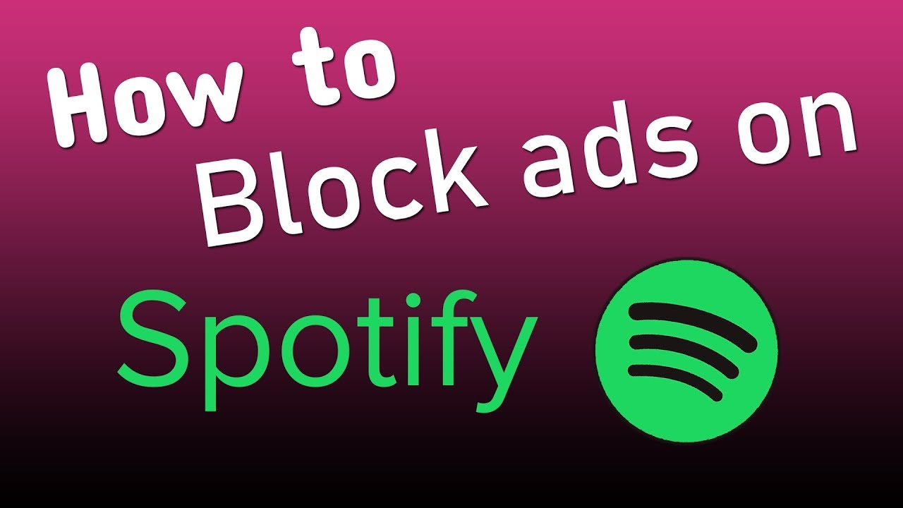 How to BLOCK ADS on Spotify in under 1 Minute!