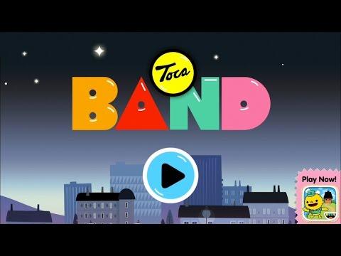 Toca Band: Kids Music App