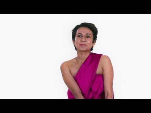 Vaishali says beauty is strength