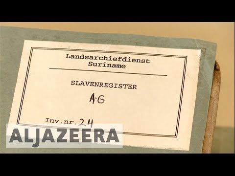 Dutch slavery: Suriname slaves registry published online