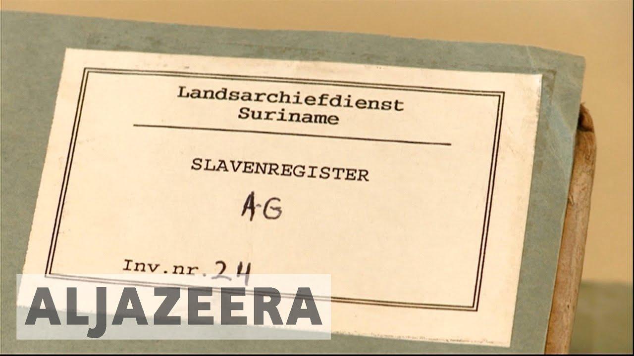 Dutch slavery: Suriname slaves registry published online