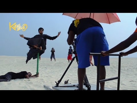 Patoranking - Available [Video Making] Nigerian Entertainment