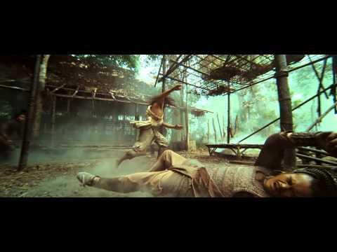 Ong Bak 3 Teaser Trailer HD Official - Tony Jaa