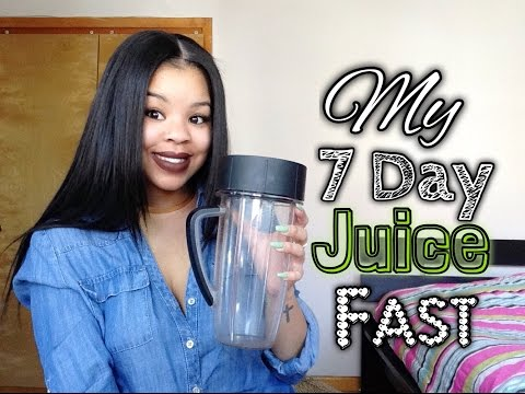 7 Day Juice Fast | Tips & Results ?