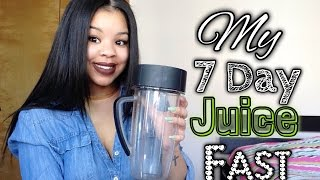 7 Day Smoothie Fast | Tips & Results ♡