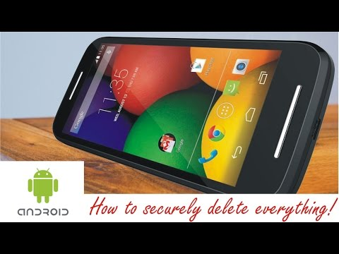 How to Completely Wipe Your Phone Before Selling - Android Edition