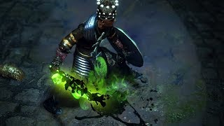Path of Exile: Pestilence Weapon Effect