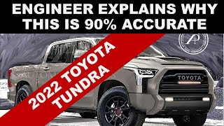 2022 TOYOTA TUNDRA - ENGINEER EXPLAINS WHY THIS IS 90% ACCURATE