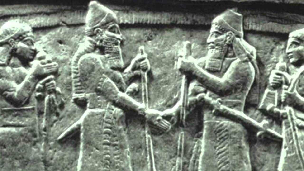 ancient sumerian artifacts youtube