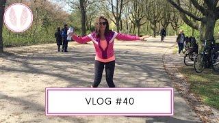VLOG #40 - Rolschaatsen en Scheveningen