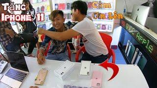 NVL | Tặng A Quốc Điện Thoại iPhone 11 | Tại TP Quy Nhơn