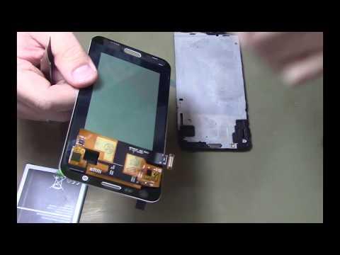 РЕМОНТ Samsung Galaxy J7 2016. Замена экрана.