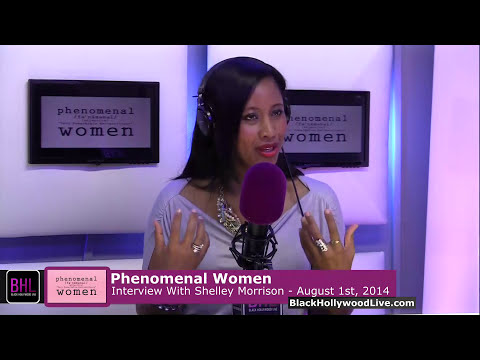 Phenomenal Women W Shelley Morrison Walter Dominguez