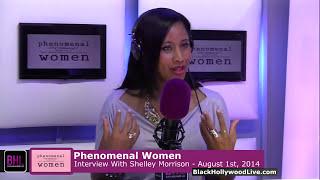 Phenomenal Women W/ Shelley Morrison & Walter Dominguez   August 1st, 2014   Black Hollywood Live