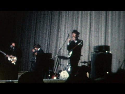 I Beatles a Roma live - Teatro Adriano (Italy).  1st edition in SD