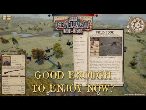 The Civil War 1861-1865 1.0 Release 2022?! |