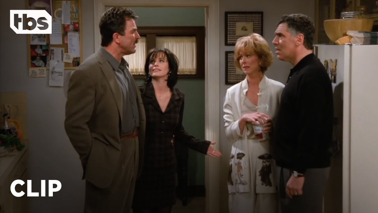 Download Friends: Monica's Parents Find Out About Her & Dr. Burke (Season 2 Clip) | TBS