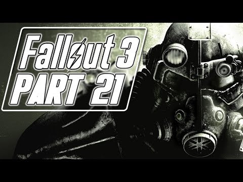 "Fallout 3 - Let's Play (Bad Girl Edition) - Part 21 - ""Vault 92 Violin, Starting The Quantum Quest"""