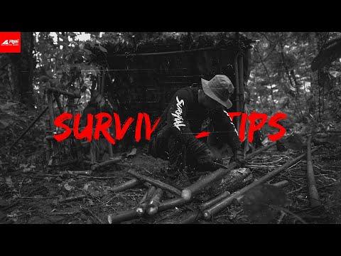 Survival Tips - PISAU LIPAT (Satu Pisau Seribu Fungsi!!)
